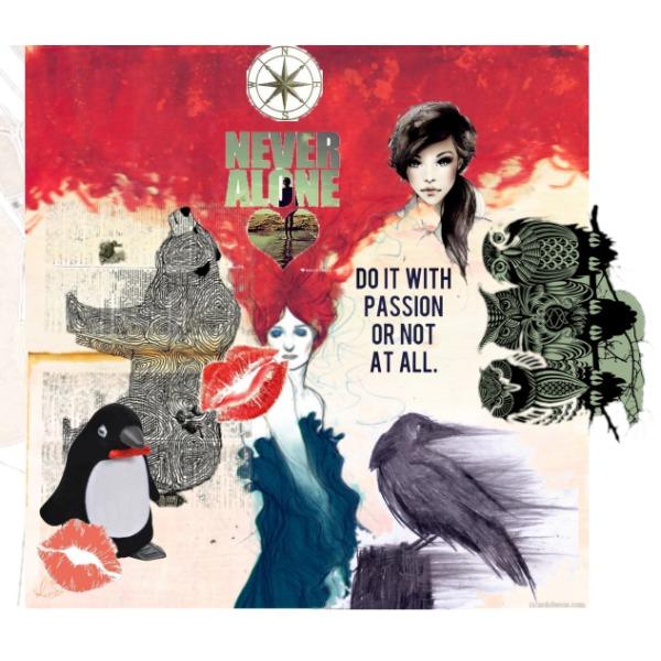 zamilovala se do tučňáka a on odešel v širou zem