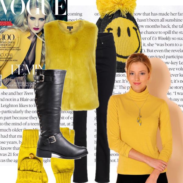 Yellow Winter