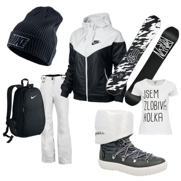 Black n white winter 2014/15