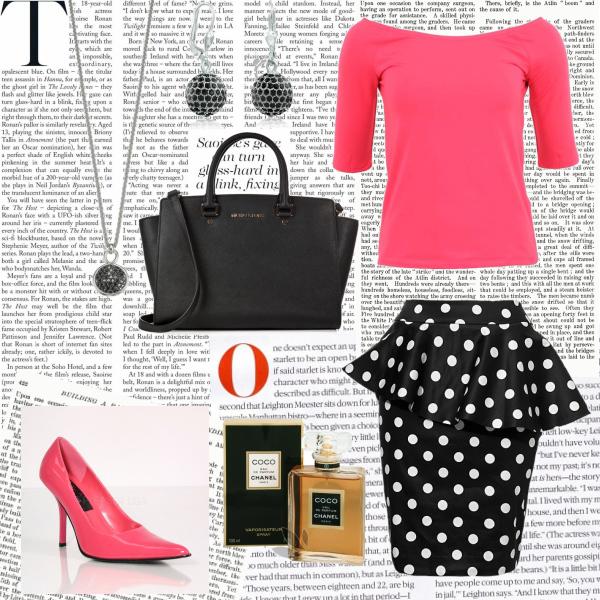 modní novinářka