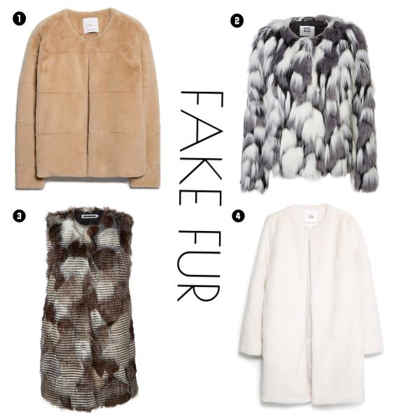 Love Fake Fur Jackets