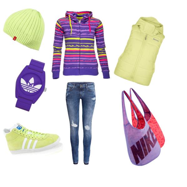 Na nakupovanie