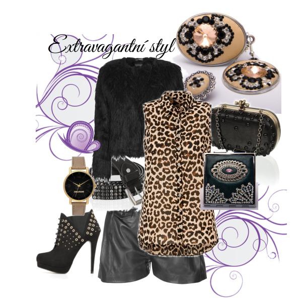 Extravagantní styl