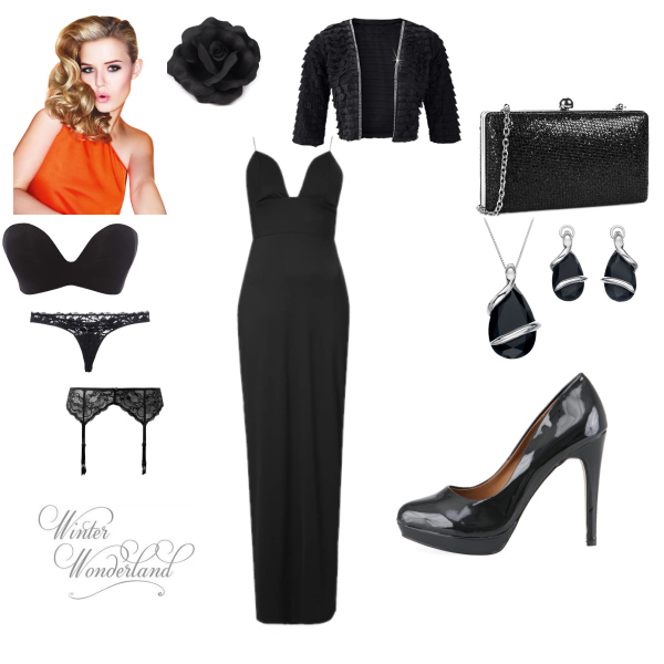 black elegance :3