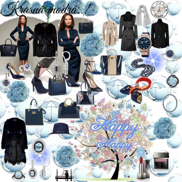 Krásná modrá..!!
