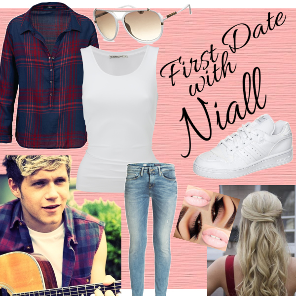 First date with Niall