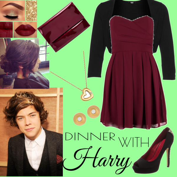 Dinner with harry