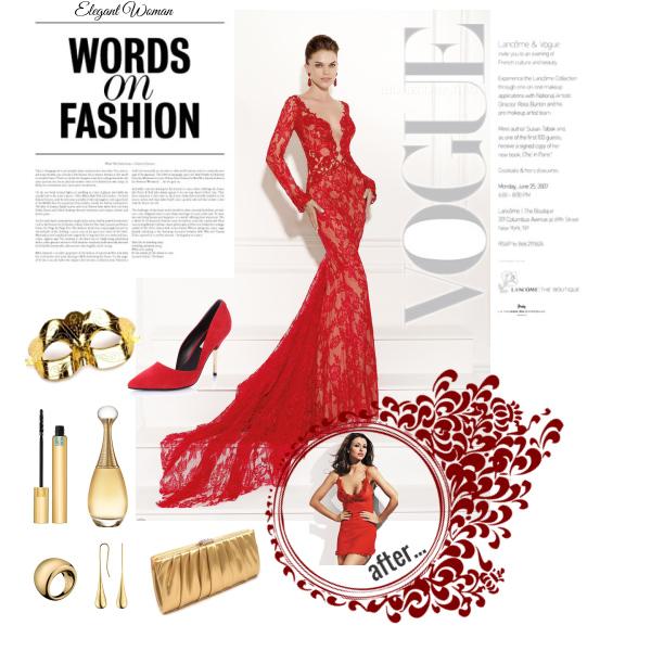 Elegant Woman 3