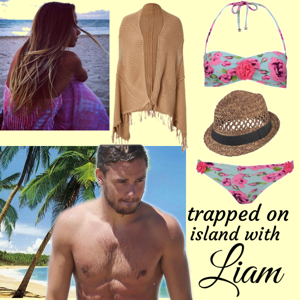 Trapped on island with liam