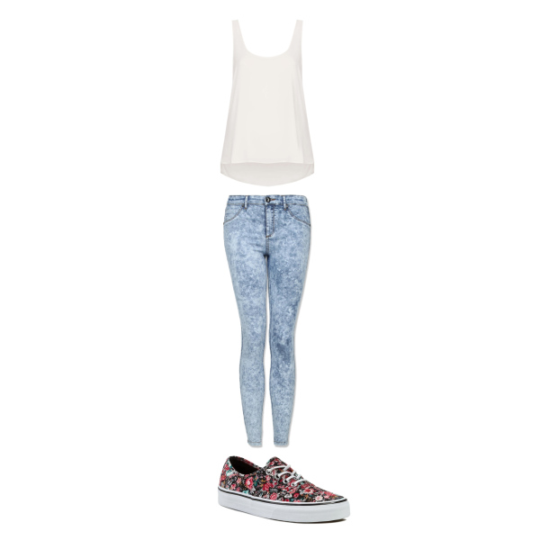 Outfit do kina:)