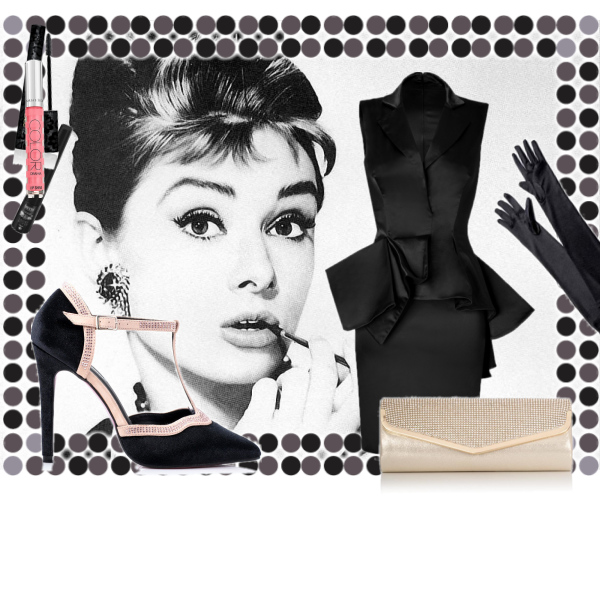 inspired by Audry Hepburn