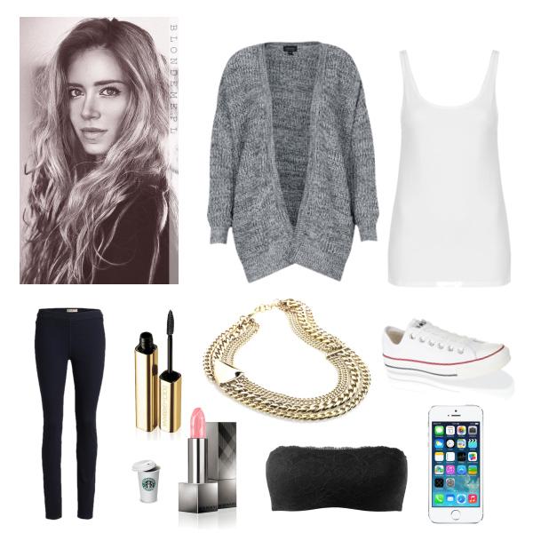 outfit do školy)