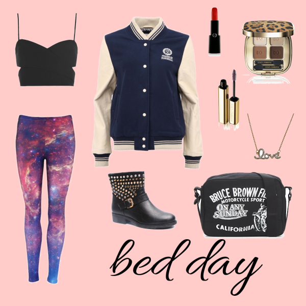 bed day baby <3