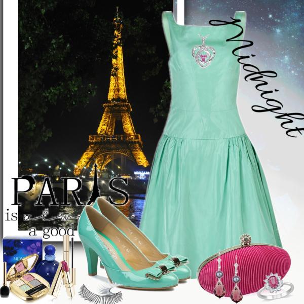 Tanec v Paříži