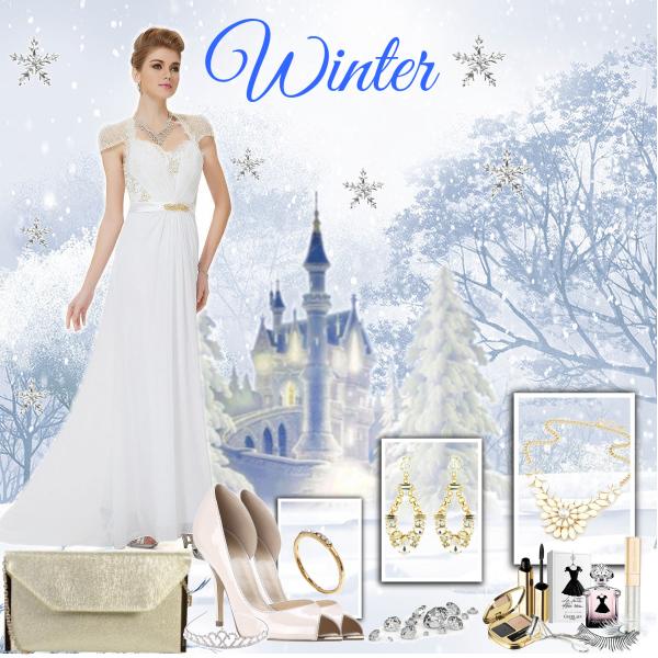Princezna Ledového království