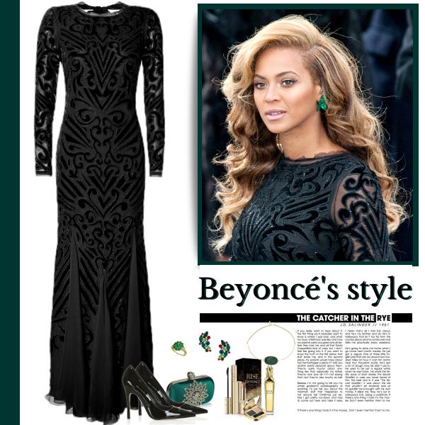 Beyoncé's style