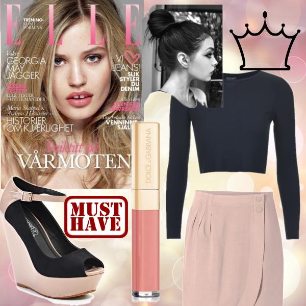 Black&Pink <3