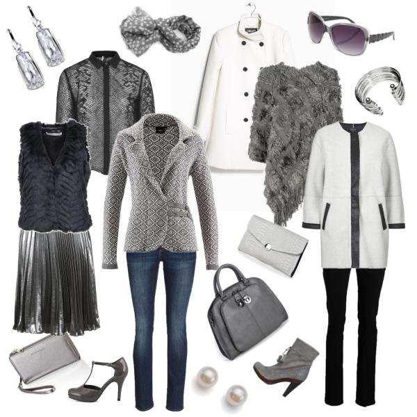 Elegance in Grey