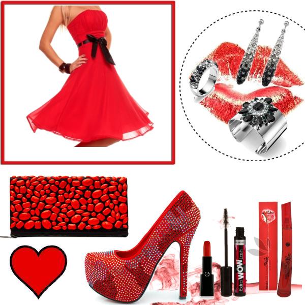 Rudá to je vášeň