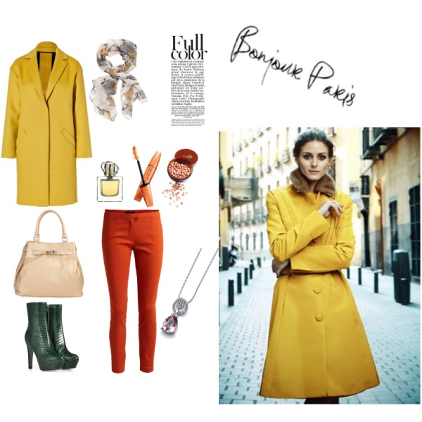 fashion icon OLIVIA