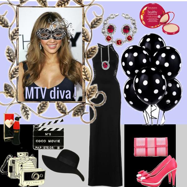MTV diva!