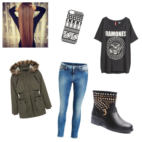 Normal Clothes:)