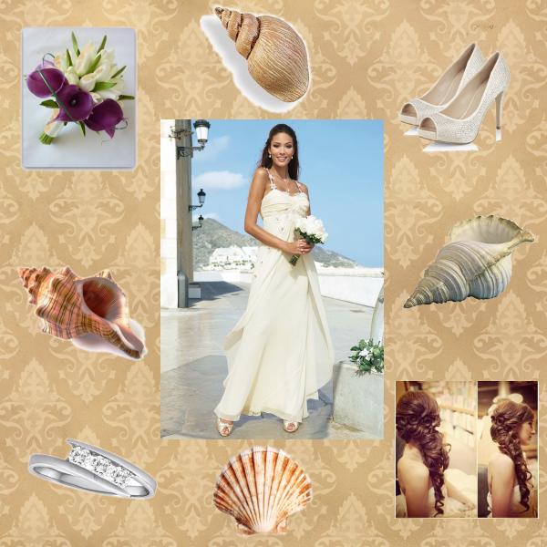Svatba u moře........