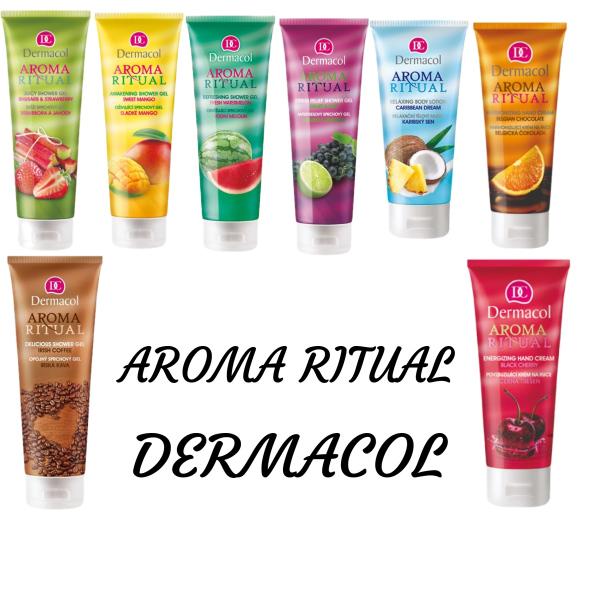krémy dermacol aroma ritual
