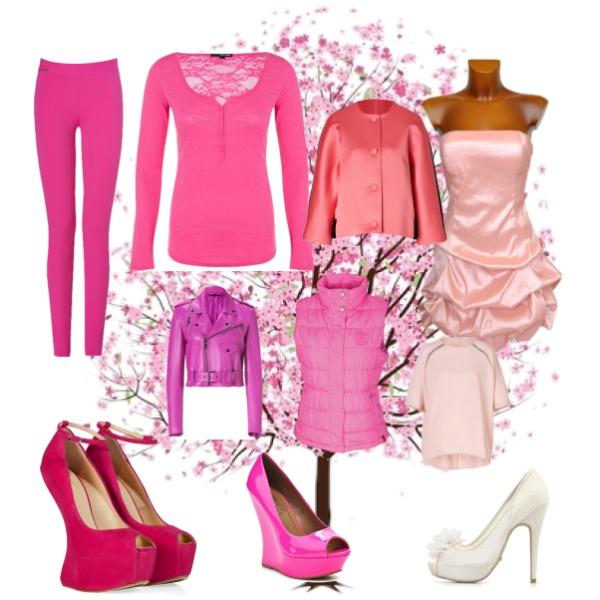 Růžový sen