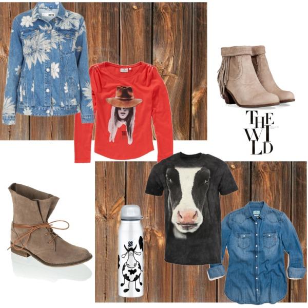cowgirls vol.1