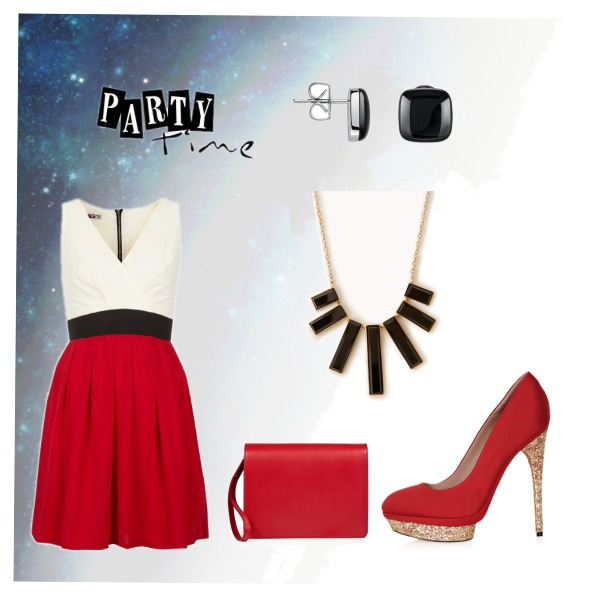 red for party