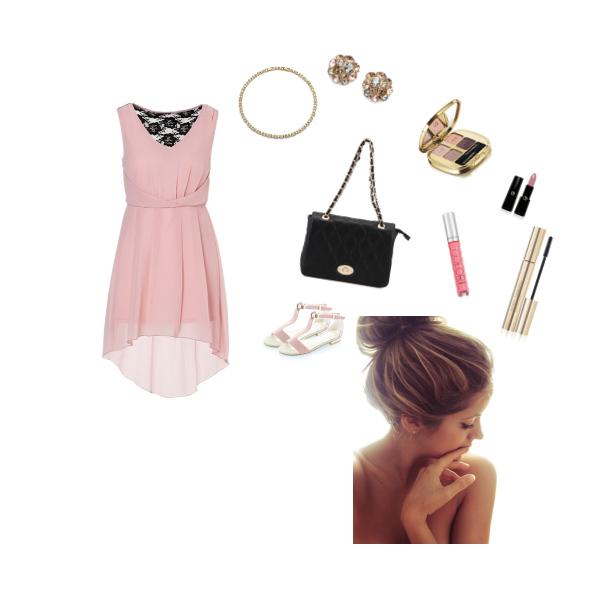 letní elegantní outfit