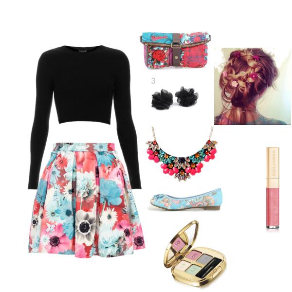 Jarní outfit:-)