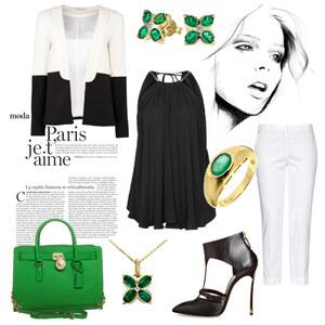 Outfit Smaragd  von A.N.N.A