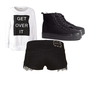 Outfit Get over it  von what