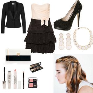 Outfit Der perfekte Abschlussball von Celine Eichenberg