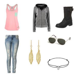 Outfit Normal  von JBiethahn