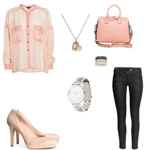Outfit Frühling  von proudlady