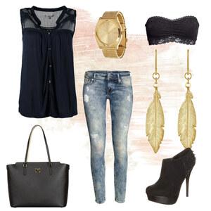 Outfit Trendy von Michelle