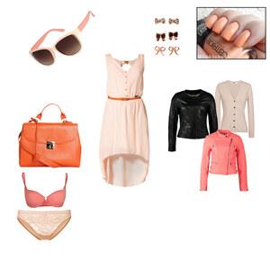 Outfit Ein perfekter Frühlingsabend mit Freunden bei dem man mit Sonnenbrille gegen Sonne und mit Jacke gegen Wind geschütz ist :) von maxisue
