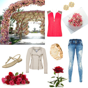 Outfit scent of roses von sophie-in-love