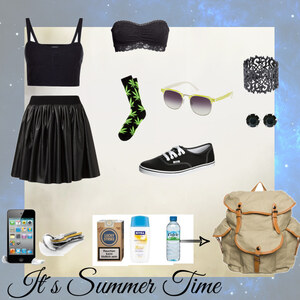 Outfit It´s Summer Time <3 von bommicupcake