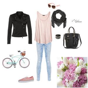 Outfit Lässig in den Frühling von HD