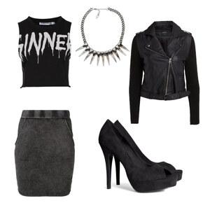 Outfit Party  von Hannah E. Schneider