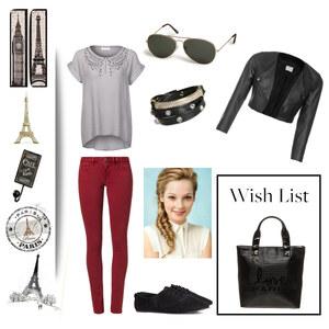 Outfit Mein Outfit für Paris <3 :) von Julia_K
