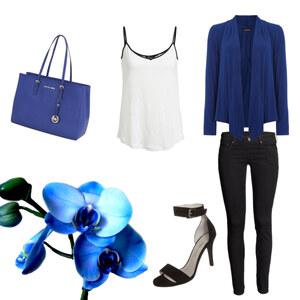 Outfit blue von anne.vanbeek