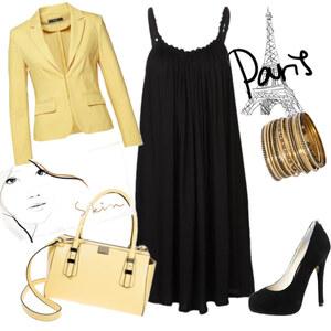 Outfit Abend in Paris von anne.vanbeek