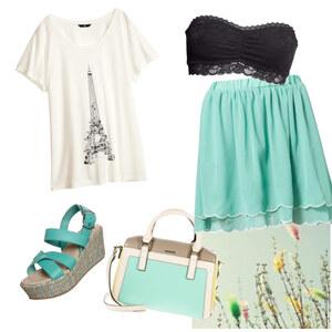 Outfit beautiful von anne.vanbeek