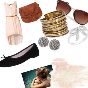 Outfit Sommer Liebe von Jeanine