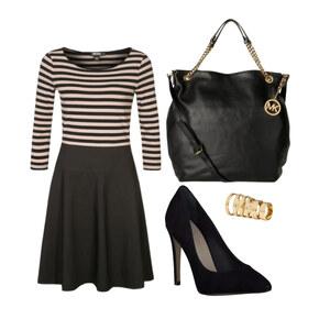 Outfit Paris  von Hannah E. Schneider